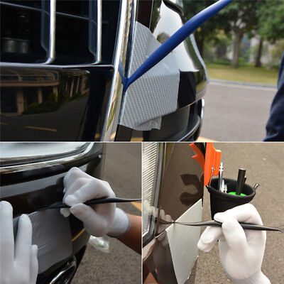 Kit Car Home Cleaning Household Window Film Tint Tools Squeegee Scraper Set DM