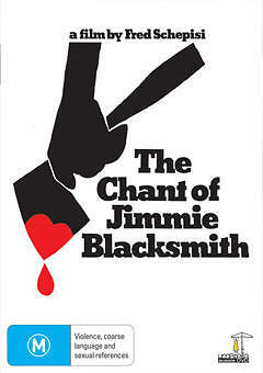 The Chant Of Jimmie Blacksmith (DVD, 2010) AUSTRALIAN MOVIE NEW AND SEALED