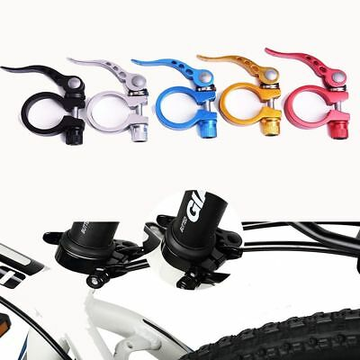 Parts Mountain Bike Aluminum Alloy Bicycle Quick Release Seat Post Clamp