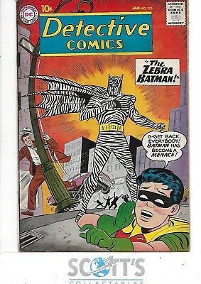 Detective Comics.  #275. Gd. (Boarded & Bagged) Freepost.