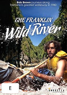 THE FRANKLIN Wild River , DVD Australian movie NEW AND SEALED