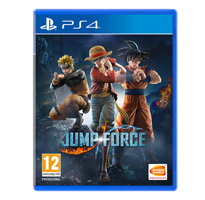 Jump Force NEU & OVP (PS4)