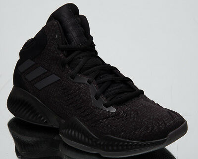 f4ef795ae5d0e adidas Mad Bounce 2018 New Men s Basketball Shoes Core Black Sneakers AH2695
