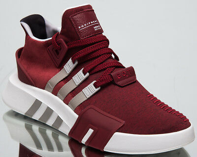 online store 2a6d0 6b744 adidas Originals EQT Basketball ADV New Mens Lifestyle Shoes Maroon Grey  B37515