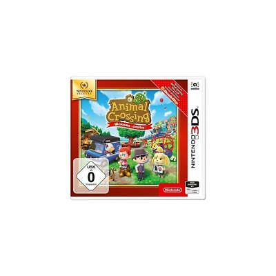 Animal Crossing 3DS New Leaf SELECTS Welcome Amiibo 3DS Neu & OVP
