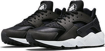 watch a0186 5a4ce Scarpe sportive unisex Nike Air Huarache Run 634835-006 Nero-Bianco