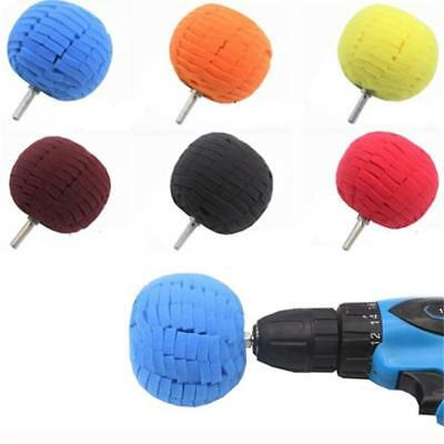 Mothers Powerball Metal Polishing Tool Attaches To Drill Power Ball Y