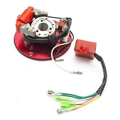 Pitbike Dirtbike Rapid Rotor / Racing Stator & CDI Kit 110cc-140cc Not YX Engine
