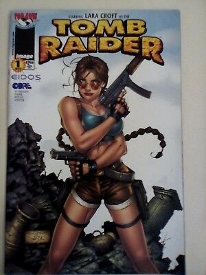 Tomb Raider #1 1999 variant cover edition Image comics VERY FINE CONDITION