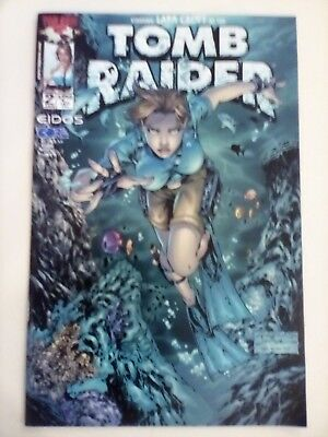 Tomb Raider #2 1999 - Image comics - MINT CONDITION - FIRST PRINTING