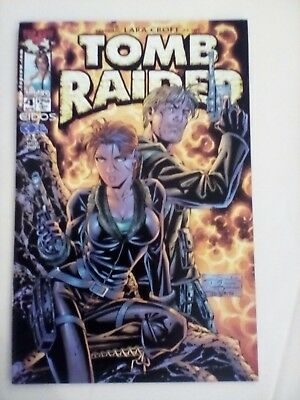 Tomb Raider #4 1999 - Image comics - MINT CONDITION - FIRST PRINTING