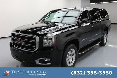 2018 GMC Yukon SLT Texas Direct Auto 2018 SLT Used 5.3L V8 16V Automatic RWD SUV Bose