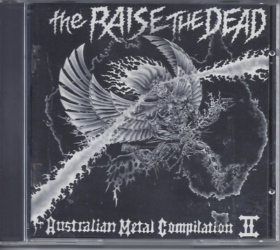 Raise The Dead Australian Metal Compilation II Ethereal Scourge/Metanoia/Vomoth