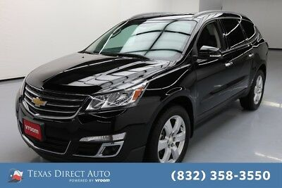 2016 Chevrolet Traverse LT Texas Direct Auto 2016 LT Used 3.6L V6 24V Automatic FWD SUV OnStar