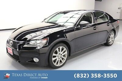 2015 Lexus GS 4dr Sedan AWD Texas Direct Auto 2015 4dr Sedan AWD Used 3.5L V6 24V Automatic AWD Sedan
