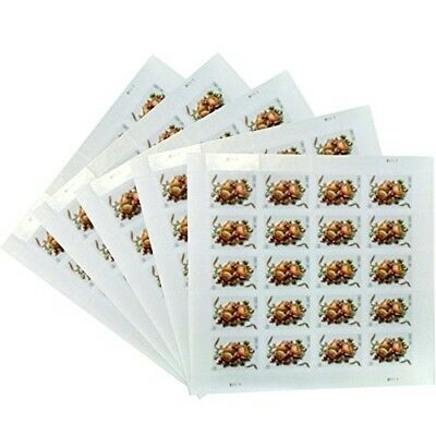 (5 Sheets of 20 Stamps) - Celebration Corsage Sheet of 20 USPS Forever First