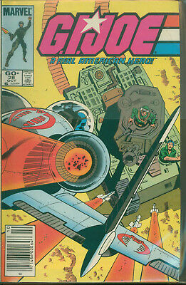 Marvel Comics GI Joe Issue 28 29 31 32 33 34