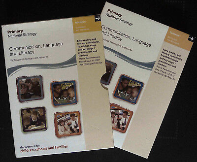 PRIMARY NATIONAL STRATEGY Communication Language &Literacy RESOURCES DVD&CD PACK