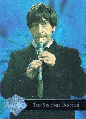 Cornerstone series 3 THE SECOND DOCTOR foil series