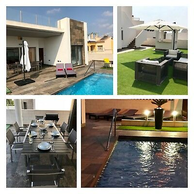 Private Villa - 3/6 Bedrooms - Swimming Pool