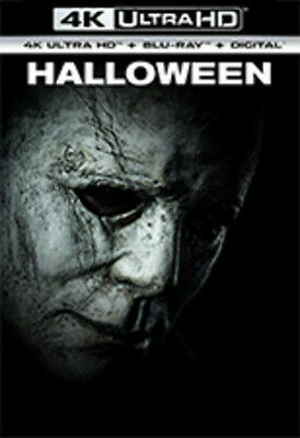 Halloween (2018) 4K Ultra HD Blu-ray