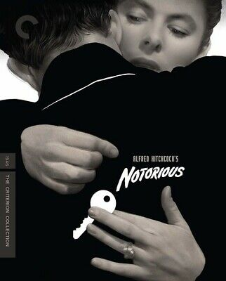 Notorious Blu-ray 715515224512