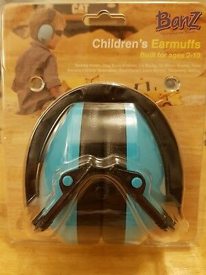Banz baby ear defenders Age 2-10 Years