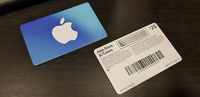 CANADIAN iTunes CARD $25 - App Store and iTunes - Apple- Best price-Low price