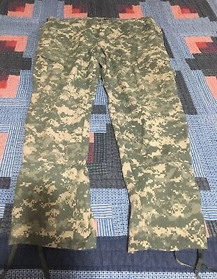 Army Multicam Scorpion OCP ACU Large 35-39 Short 100% Armid Airman's Pants GEN 2