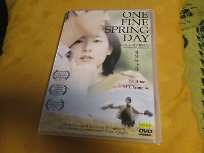 "DVD NEUF ""ONE FINE SPRING DAY"" film Coreen de Hur JIN-HO"