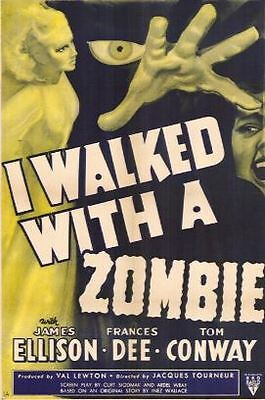 I Walked With A Zombie      1943     Horror   DVD