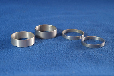 Bausch and Lomb Microscope Eyepiece Tube Length Spacer Rings