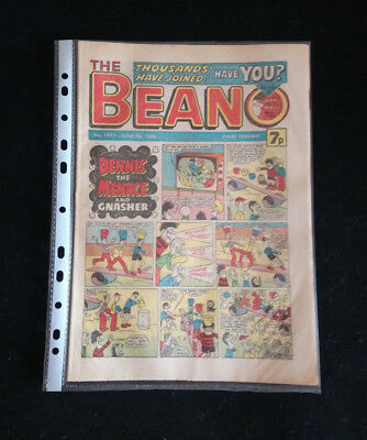 The Beano Comic No.1977 - 07/06/1980 - UK Weekly Comic