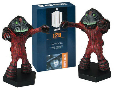 Doctor Who - Figurine Collection - issue 128 - The Mandrels