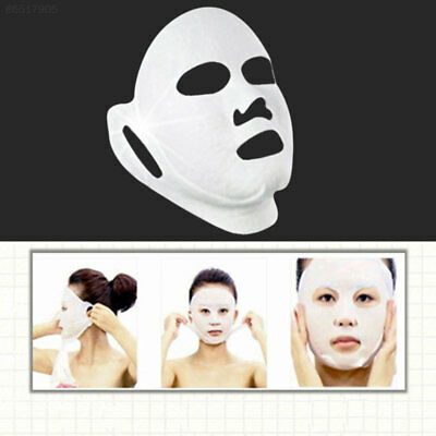 47A0 5Pcs Facial Masks Intensive Brightening Hydrating Pulling Skin
