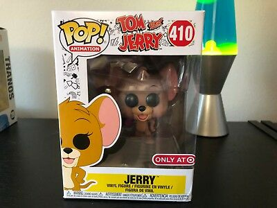 Funko Pop! Jerry Tom And Jerry Target Exclusive Fast Free Shipping