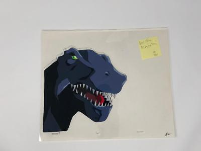 Transformers Japanese Beast Wars Neo Magmatron Animation Art Cell Cel Lot 401