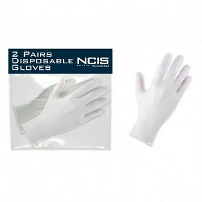 Ncis Latex Disposable Glove Set Crime Scene Prop Halloween Cosplay New In Bag