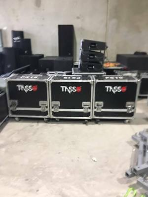Roadcase to Suit Tasso PS15 or Similar