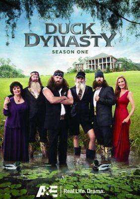 NEW Duck Dynasty COMPLETE FIRST Season DVD 3 DISC SET SEASON 1 TV SHOW ONE 2012