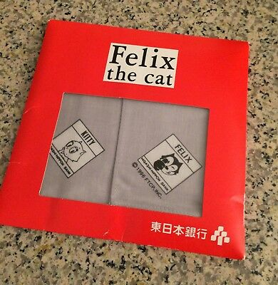 Not 4 Sale Limited 'Felix the Cat' Handkerchief