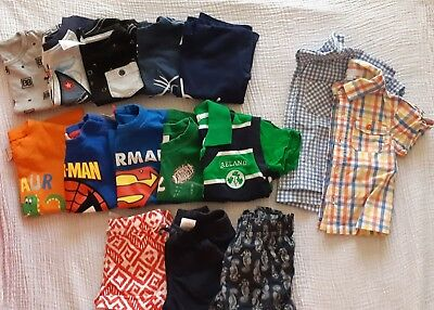 Size 0 Boys summer bundle
