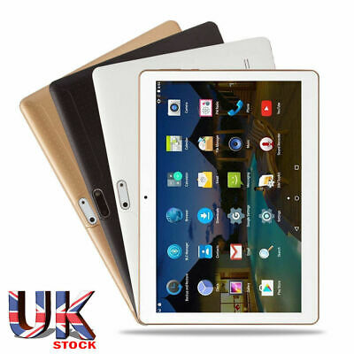 """10.1"""" Tablet PC 4G+64G Android 6.0 Dual SIM &Camera Octa-Core Wifi Phone Phablet"""