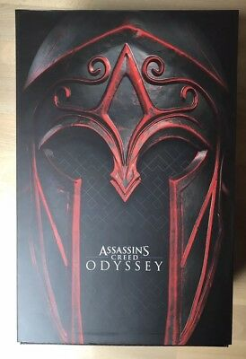 Assassins Creed Odyssey Spartan Edition Figur Collector Edition PS4 XBOX ONE PC