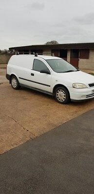 Vauxhall Astra 1.7 Cdti Van 21/12/04 One Owner Very Clean Van Full Mot £695