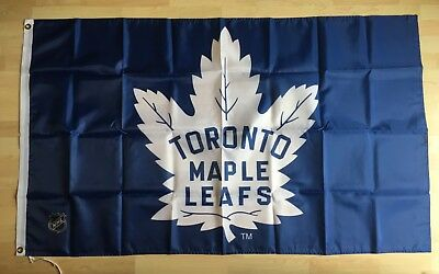 Toronto Maple Leafs  NHL  Polyester 3' x 5' Flag Banner