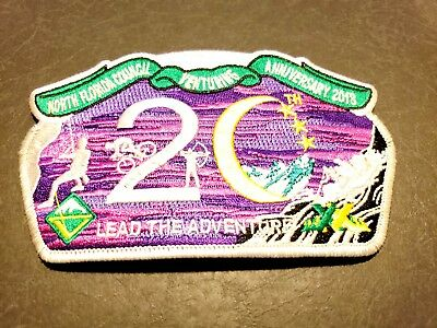 BSA North Florida Council 20th Venturing Anniversary 2018 SAP/CSP Only 100 Made