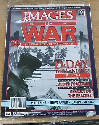 Images of War Magazine - No. 29 D-DAY The Landings (Brand New/Sealed)
