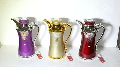 Arabic .coffee Pot Dallah flask dallah Elegant design arabic OD407