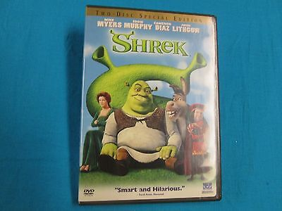 Shrek Two Disc Special Edition Set